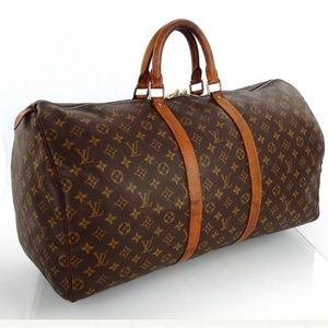 Vintage Louis Vuitton Keepball 55